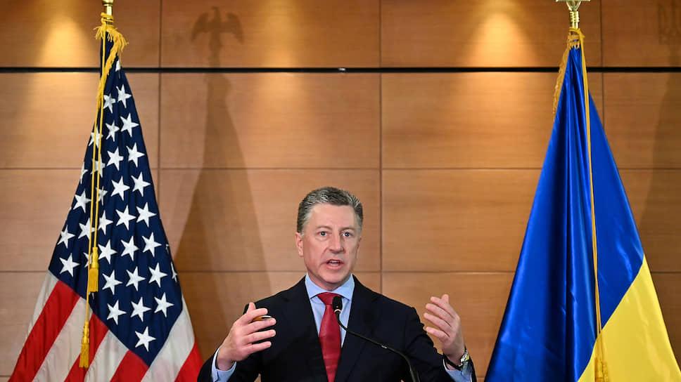 По мнению российских парламентариев, спецпредставитель США по Украине Курт Волкер (на фото), возлагая ответственность за все происходящее в Донбассе на Москву, препятствовал реализации минских договоренностей