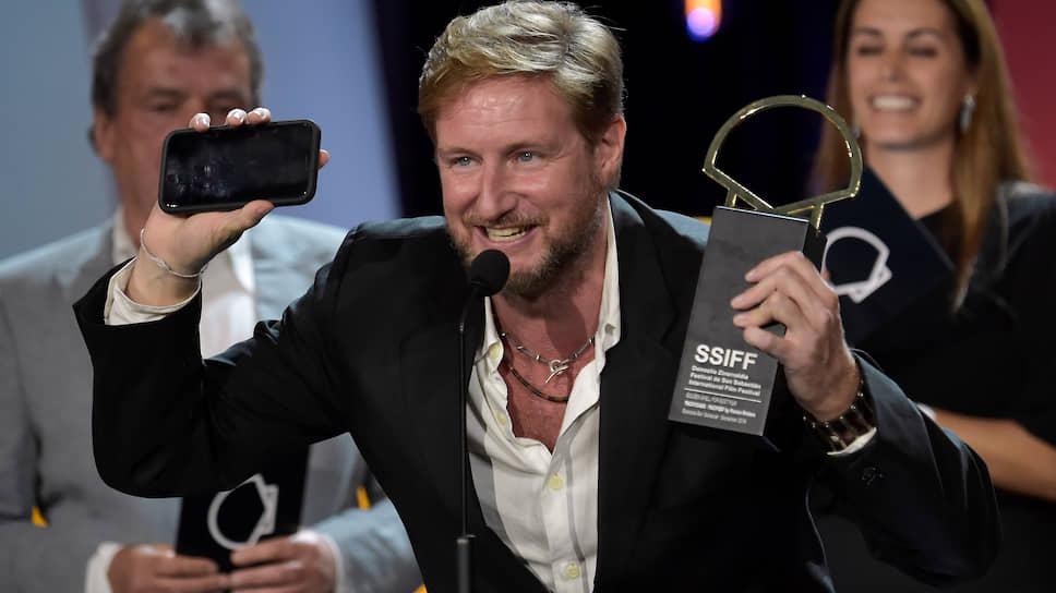 Пакстон Уинтерс покорил жюри кинофестиваля в Сан-Себастьяне динамичностью своих «Умиротворенных»