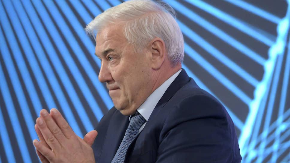 Председатель комитета Госдумы по финансовому рынку Анатолий Аксаков