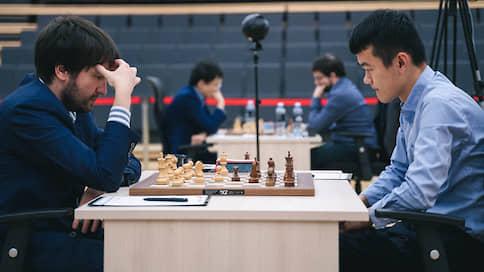 Гроссмейстеры разбирают путевки в Екатеринбург  / Известны три из восьми участников кандидатского турнира