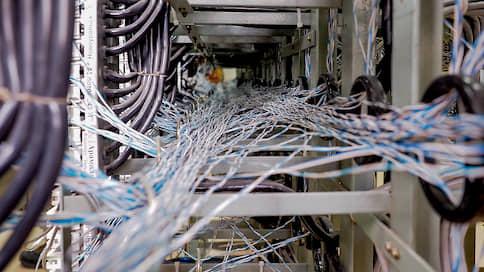 «Суверенный рунет» удержали за провода  / Минэкономики раскритиковало идею сертификации кабелей и муфт