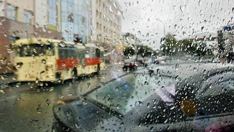 Облачно с пояснениями // ГИБДД разъяснила, как непогода связана со штрафами