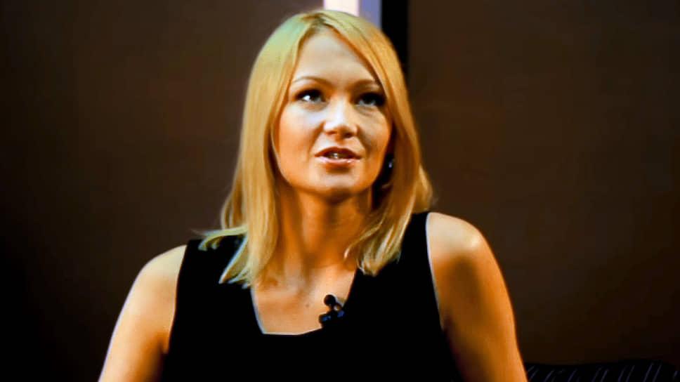 Гендиректор ЗАО «Интек» Виктория Аверьянова