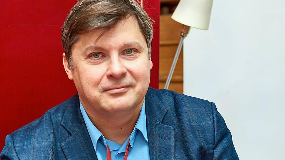 Директор Библиотеки имени Достоевского Андрей Лисицкий: «К нам приходят начинающие предприниматели — участники стартапов»