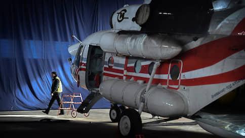 Страховщики отделяют винты от крыльев  / Тарифы по страхованию для вертолетов предложено поднять вчетверо