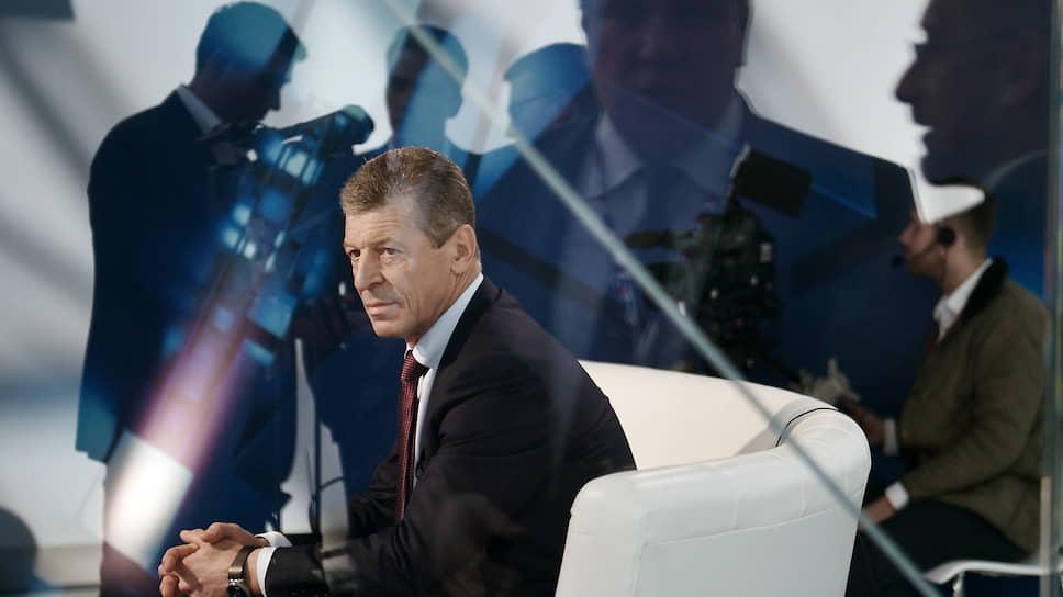 Вице-премьеру Дмитрию Козаку удалось обойти в инвестиционном либерализме не только весь мир, но даже Минфин России
