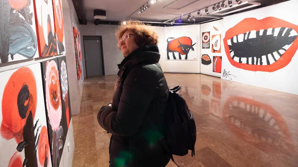 Живопись Марины Колдобской кажется яркой, настырной и громкой, но при этом учит всматриваться в суть вещей