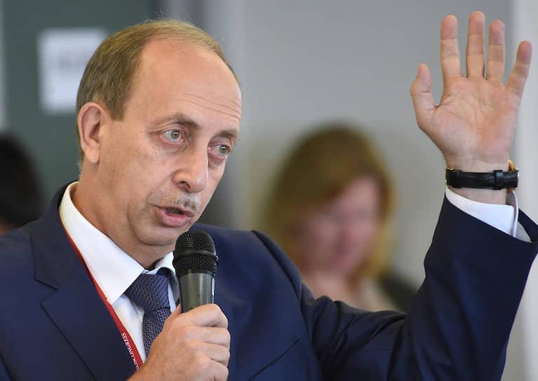Губернатор Еврейской автономной области Александр Левинталь