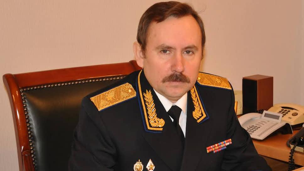 Глава ФСИН Александр Калашников