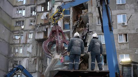 С пострадавших спросили прописку // Жильцы взорвавшегося дома в Магнитогорске через суд добиваются компенсаций