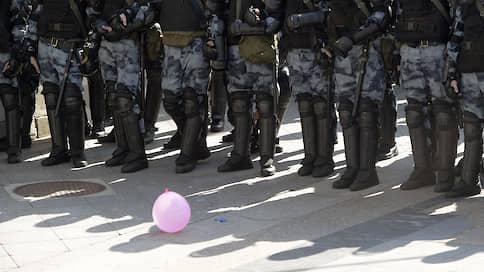 Оппозиционерам прислали счет за услуги Росгвардии // Правоохранительные ведомства осваивают практику исков к организаторам митингов
