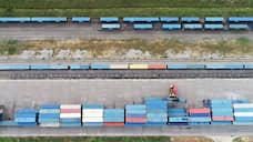 Казахстан спешит забрать контейнеры