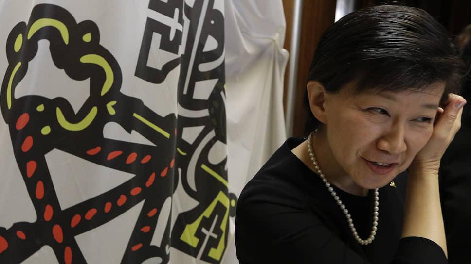 Заместитель генерального секретаря ООН Идзуми Накамицу о возросшей угрозе ядерной войны
