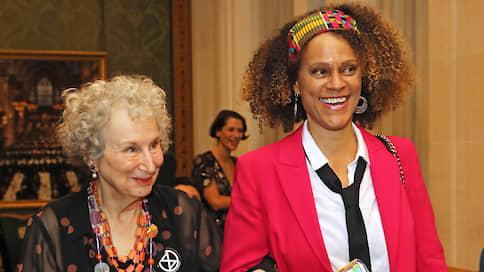 Премия надвое сказала  / «Букер» разделили между Маргарет Этвуд и Бернардин Эверисто