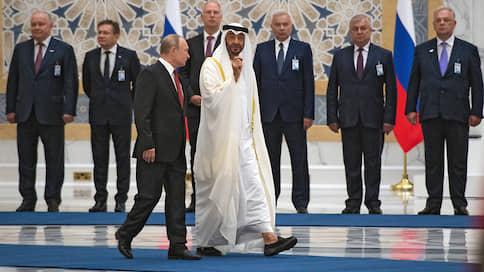 Эмираты не ударили в грязь дворцом / Как наследный принц ОАЭ показал себя президенту России