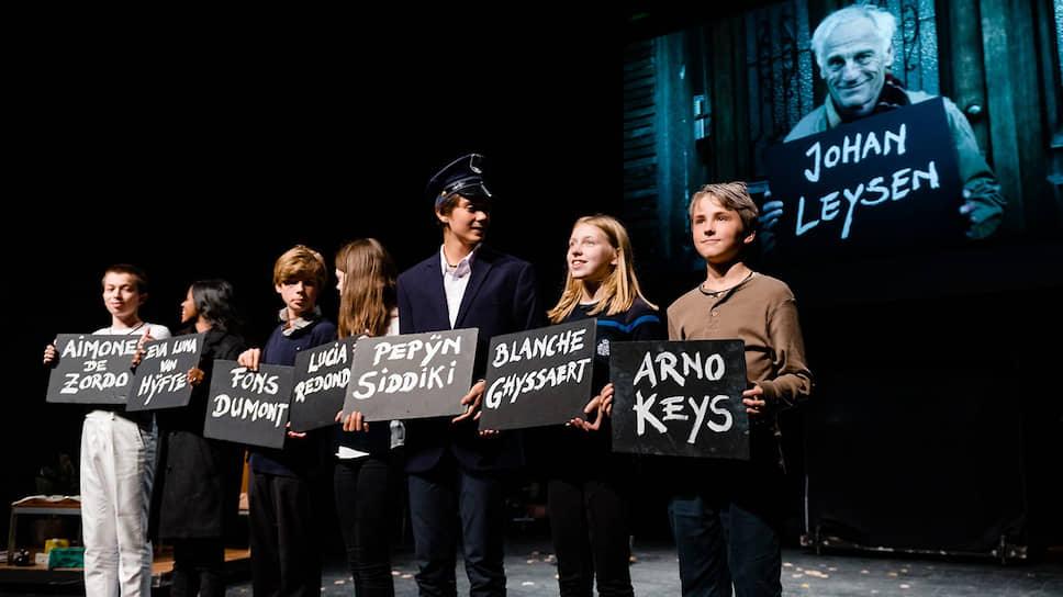 В «Пяти легких пьесах» подростки разыгрывают нелегкие пьесы