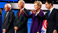 Демократическая пассия США  / Элизабет Уоррен потеснила Джо Байдена с позиции фаворита президентской гонки у демократов