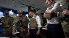 Владимир Зеленский слушает тишину  / Президент Украины считает дни до саммита «нормандской четверки»