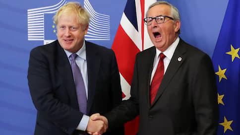 Борис Джонсон нашел выход через таможню  / Британия почти завершила развод с Евросоюзом