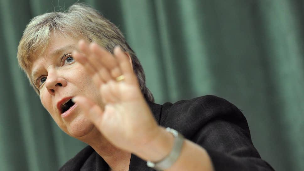 Заместитель генерального секретаря НАТО Роуз Геттемюллер