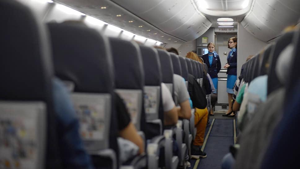 Какие претензии у ФАС возникли к объявлениям в самолетах «Победы»