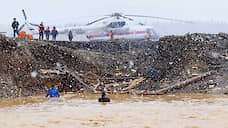 Дамбы не удержали реку  / Прорыв воды унес жизни 15 старателей