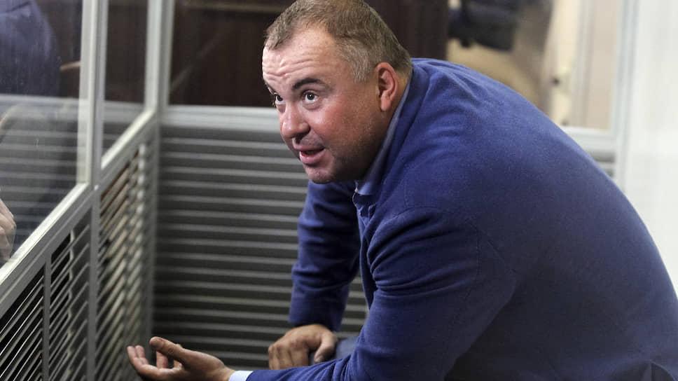 Бывший замглавы Совета национальной безопасности и обороны (СНБО) Украины Олег Гладковский