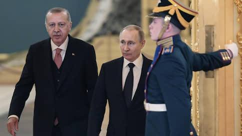 Москва и Анкара движутся встречными курдами  / Президенты России и Турции обсудят будущее операции «Источник мира»