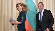Болгария еще та заграница  / Как Москву впервые за восемь лет посетила болгарский министр иностранных дел