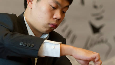 Кандидат от острова Мэн  / Китаец Ван Хао стал участником турнира претендентов