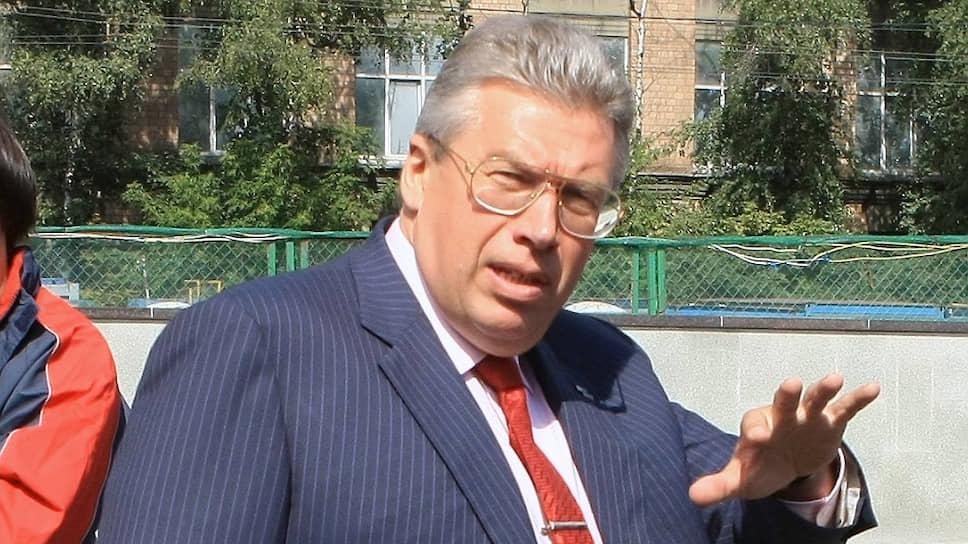 Бывший глава НПО «Космос» Андрей Черняков