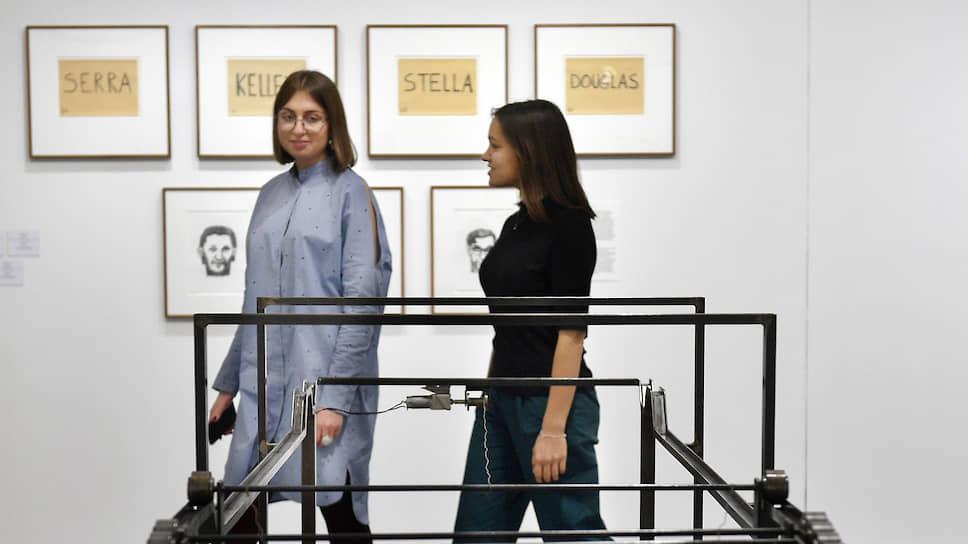 Своей «Рисующей машиной» Розмари Трокель свела войну полов к механической шутке