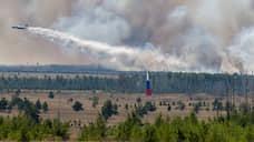 Лесные пожары стягиваются в центр  / Минприроды готово изъять у регионов полномочия по их тушению с воздуха