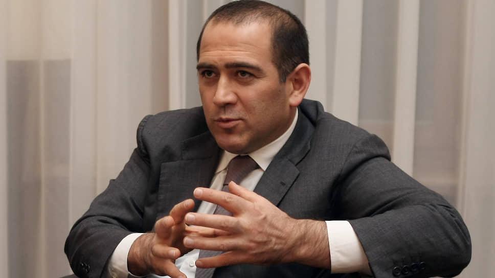 Бывший глава совета директоров компании «Курорты Северного Кавказа» (КСК) Ахмед Билалов