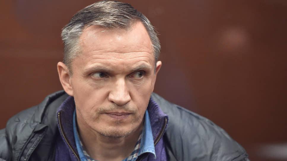 Олег Пронин обвиняется в хищении кредитных средств, полученных в банке «Пересвет»