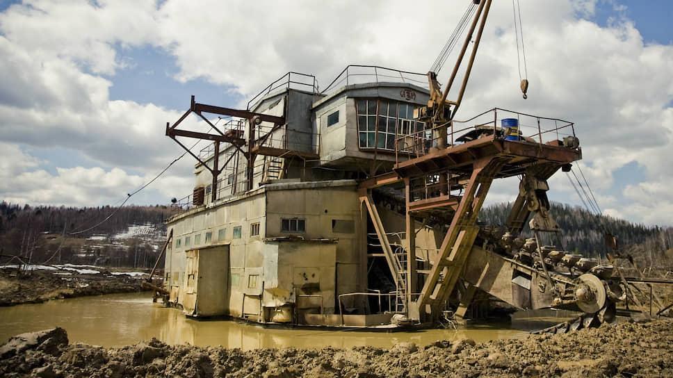 Экосистемы российских рек плохо уживаются с современными способами промышленной добычи россыпного золота