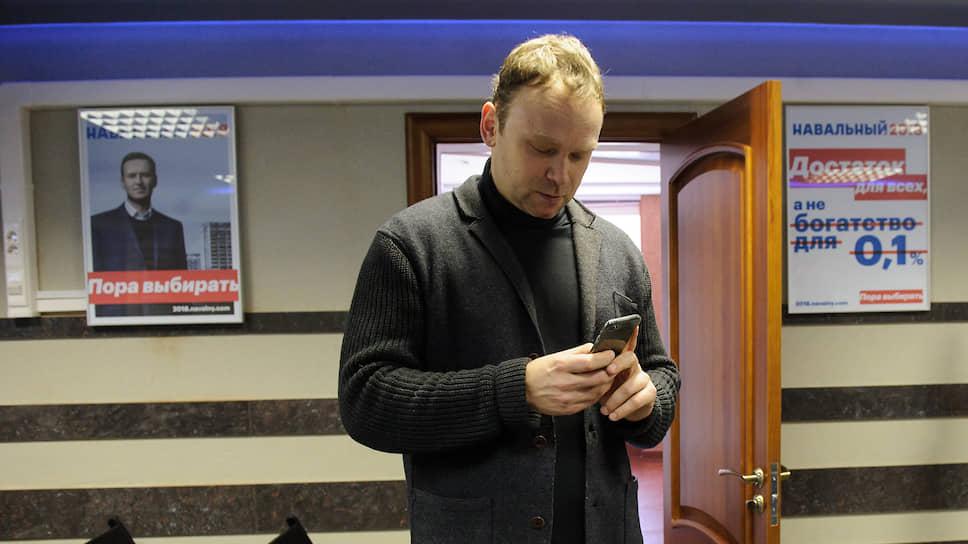 Политолог и журналист Федор Крашенинников