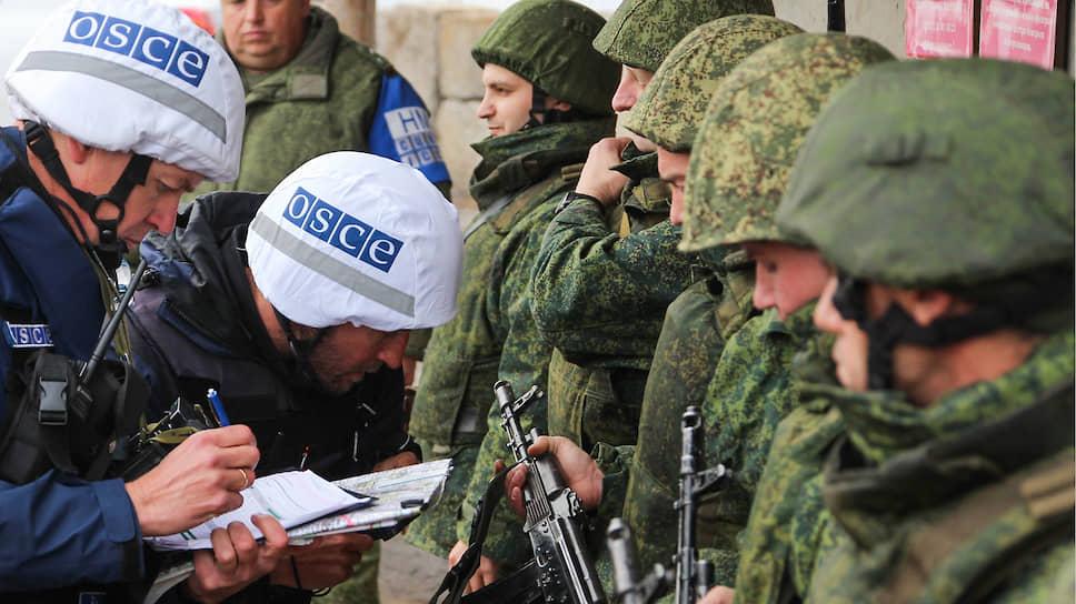 Украина перешла в отступление на Париж / Каждый шаг назад украинских военных приближает саммит в «нормандском формате»