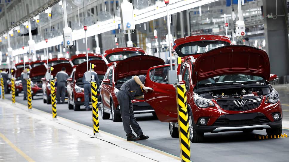 Автомобили быстрого приготовления - Вьетнамский концерн обсуждает производство машин в РФ