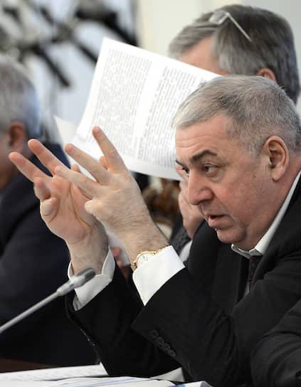 Глава группы «Сафмар» Михаил Гуцериев