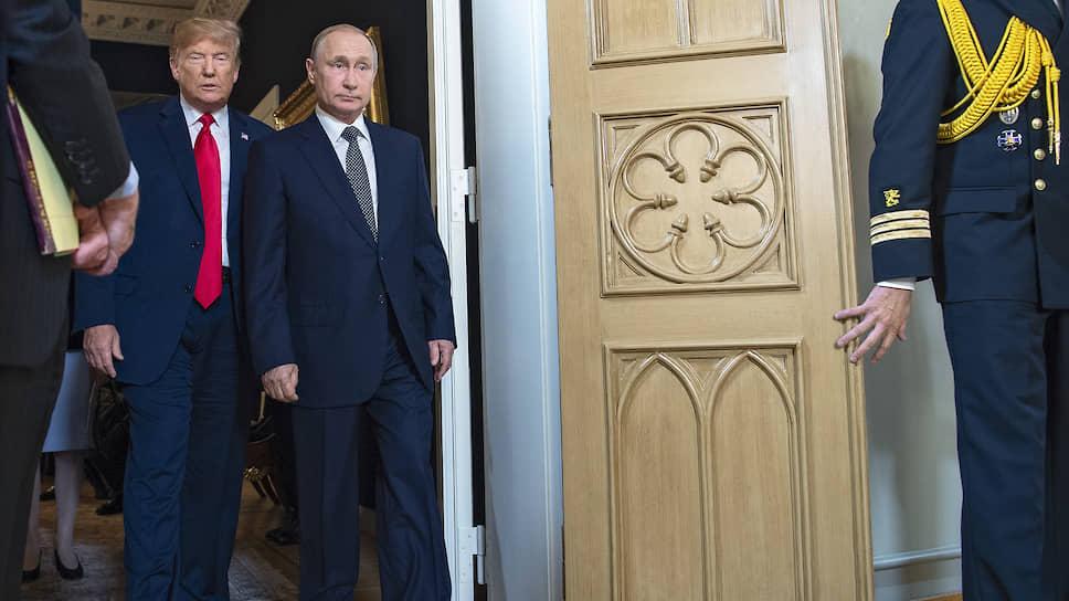 Совет в конце тоннеля / Кто будет создавать заново российско-американские деловые отношения