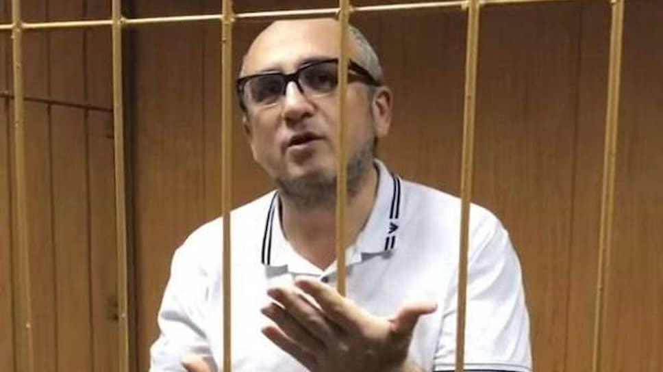 Дела в отношении Кантемира Карамзина были объединены в одно, а сам он оказался под арестом