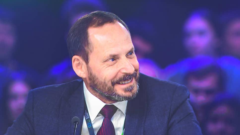 Сооснователь «Яндекса» Аркадий Волож