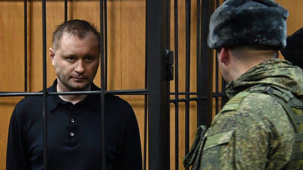 Михаил Барышев пробудет под стражей до февраля 2020 года