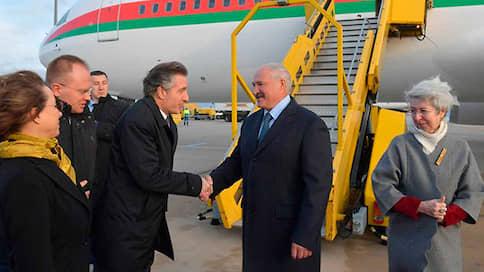 Александр Лукашенко вспомнил дорогу в Евросоюз // Белорусский лидер поехал на Запад впервые с 2016 года