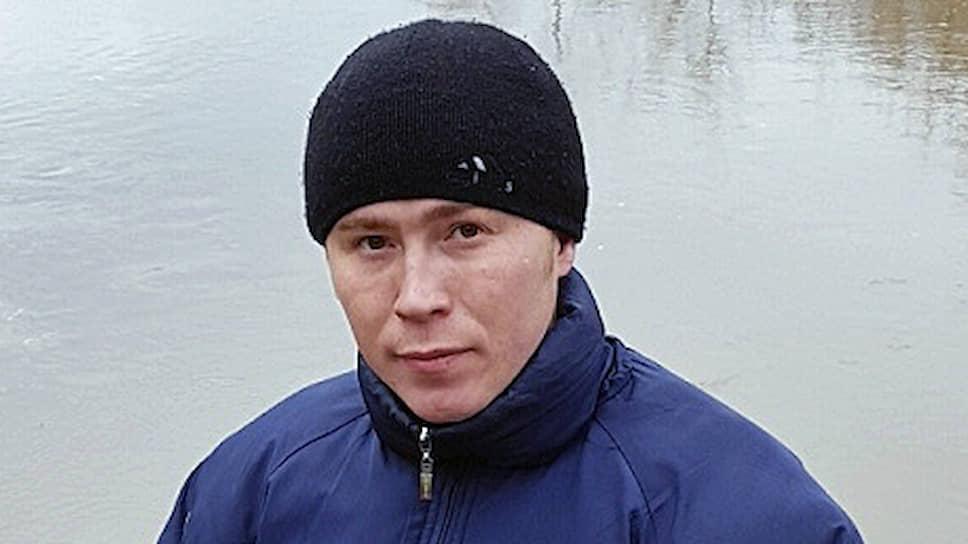 Старший лейтенант Данил Пьянков