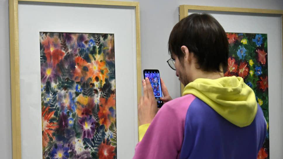 Работы Варвары Родченко на выставке соседствуют с работами ее знаменитых родителей