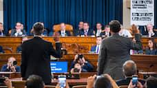 Трамп тронулся, господа присяжные заседатели  / В США начались публичные слушания по «украинскому делу»