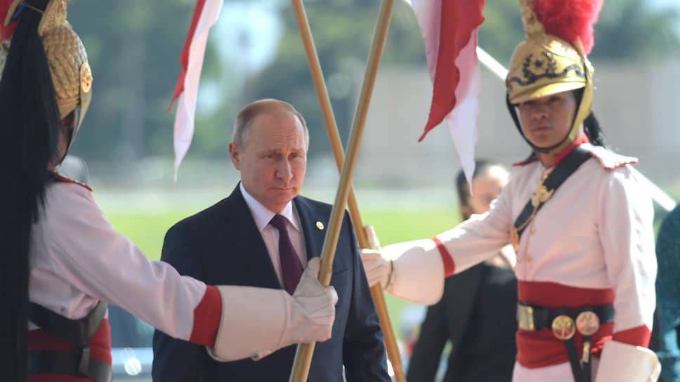 Another БРИКС in the Wall / Что Владимир Путин вложил в бразильский саммит