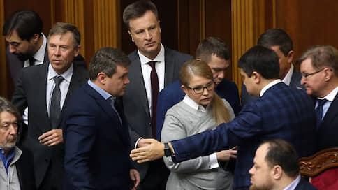 Президент мира потратился на войну  / Верховная рада Украины утвердила рекордные оборонные расходы